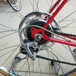 Vintage Schwinn Approved Japan Le Tour 10 Speed Road Bike