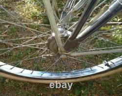 Vintage Schwinn B-6 Autocycle Phantom Springer Bicycle Horn Tank Drum Brake Bike