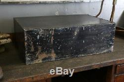 Vintage Schwinn Bicycle Parts Cabinet industrial tool chest box Stingray, Krate