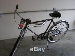 Vintage Schwinn Collegiate 5 Speed Bicycle 1972 All Original