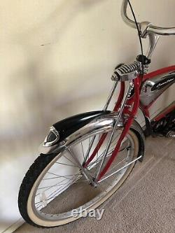 Vintage Schwinn Cruiser Deluxe 7 Speed. See Pics To Appreciate. Read Details