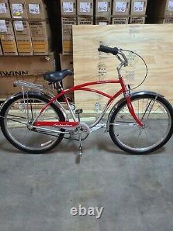 Vintage Schwinn Cruiser Four 4 Speed Bicycle Beautiful