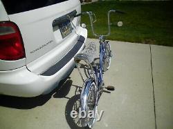 Vintage Schwinn Custom Typhoon Bicycle Bike 20 Lowrider 68 Spokes TWISTED Fork