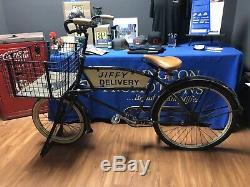 Vintage Schwinn Cycle Truck