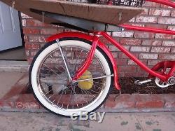 Vintage Schwinn Cycletruck June 1966