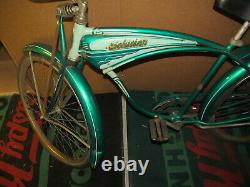 Vintage Schwinn Deluxe Hornet Bicycle, Unrestored From An Estate PICK UP HERE