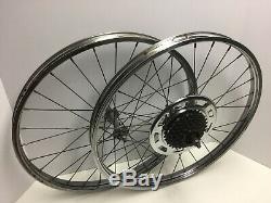 Vintage Schwinn Fastback 5 Speed Stik Wheels Rims 20 S5 Stingray Bike