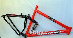 Vintage Schwinn Homegrown Rocket 88 Stage 1 Mountain Bike Full Suspension 19