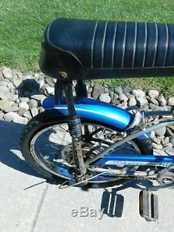 Vintage Schwinn Hurricane 5 Five Speed Muscle Bicycle, Stingray