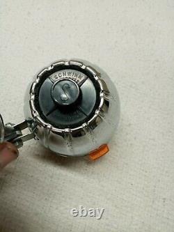 Vintage Schwinn KRATE Bicycle Pumpkin Ball Head Light 1960's-70's Stingray s7 s2