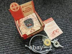 Vintage Schwinn Krate Stingray Bike Speedometer 16 inch Bicycle Accessory