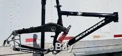 Vintage Schwinn LAWWILL Designs 4 BANGER Mountain Bike Frame Size 17 MTB Yeti