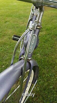 Vintage Schwinn Ladies Bicycle Tank Bike Working Horn MCM