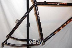 Vintage Schwinn PARAMOUNT PDG 70 mountain bike frame mtb 18 pdg90 xc homegrown