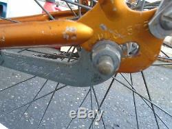 Vintage Schwinn Panther Bicycle 26in 1950-60s COMPLETE Un-Molested All Original