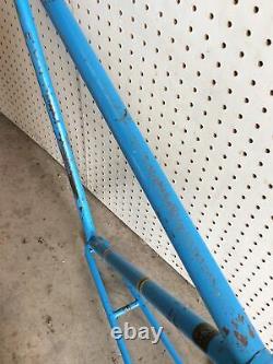 Vintage Schwinn Paramount Reynolds 531 Lugged Steel Road Bike Frame / Fork