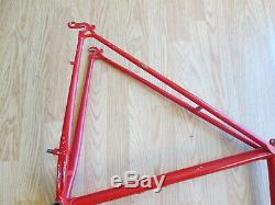 Vintage Schwinn Paramountain Mountain Bike Frame 22 Tange Prestige Steel