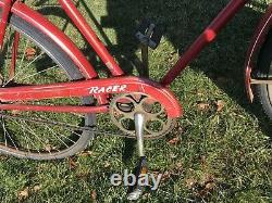 Vintage Schwinn Racer 1960s Boys Bike