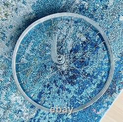Vintage Schwinn S2 rear Rim Stingray bicycle rim 70 bendix 28 hole 20 inch