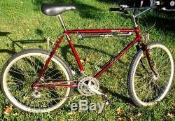 Vintage Schwinn Sierra Mountain Bike Excellent Condition