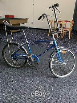 Vintage Schwinn Sting-Ray Fastback Bicycle