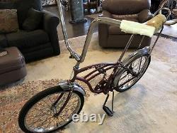Vintage Schwinn Stingray 1965 Factory Primed 20 Bicycle