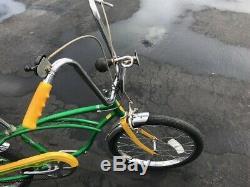 Vintage Schwinn Stingray Bicycle