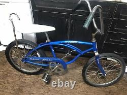 Vintage Schwinn Stingray, Blue Estate Sale Find