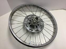 Vintage Schwinn Stingray Krate 20 S2 Rear Wheel Rim 5 Speed Stick Bike