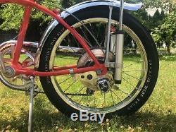 Vintage Schwinn Stingray Krate Bicycles