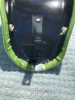 Vintage Schwinn Stingray Krate Smoothie Lime Green Sparkle Banana Seat