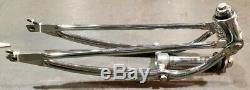 Vintage Schwinn Stingray Super Deluxe 20 SPRINGER FORK J33