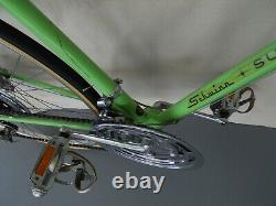 Vintage Schwinn Super Sport 1971 Opaque Green! Bicycle 10 Speed Original Nice
