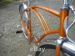 Vintage Schwinn Tiger/typhoon/corvette/panther/jaquar/coppertone