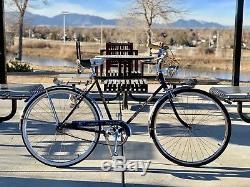 Vintage Schwinn Traveler Original Chicago Bicycle 1962 Townie Cruiser 3 Speed
