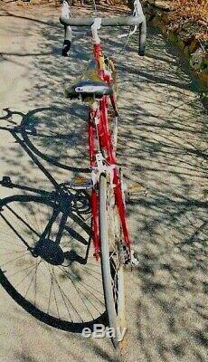 Vintage Schwinn Traveler Road Bicycle- Frame Chrome Molly Pickup North NJ