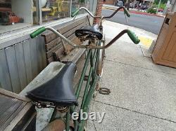 Vintage Schwinn Twinn TANDEM Bicycle Project Original