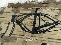 Vintage Schwinn Typhoon-Partial Bicycle, 26 Men's-1960's, Parts, Restoration