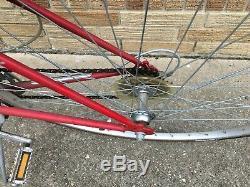 Vintage Schwinn World Ladies 10 Spd Bicycle Circa 1970s or 80s Shimano Star 27