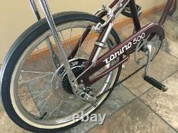 Vintage Vista Torino 500 Muscle Bike Bicycle not Schwinn