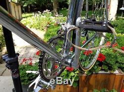 Vintage, early 70's, Chrome Schwinn Paramount by original owner (AND, equipment)
