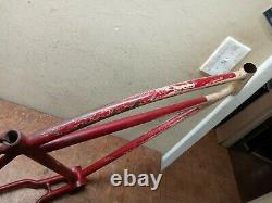 Vintage prewar Schwinn 26 mens Bicycle frame klunker cycleplane autocycle dx s2