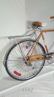 Vintage schwinn coppertone varsity hybrid