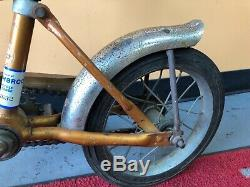 Vintage schwinn lil tiger 12 inch bike