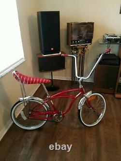 Vintage schwinn stingray bike Nice
