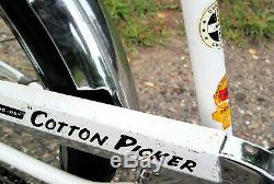 Vtg 1969 Schwinn Stingray COTTON PICKER Krate Htf COASTER BRAKE Real Muscle Bike