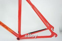 Vtg 1988 Schwinn Ontare Aluminum Road Bike Frame Set 974 Paramount 53 x 54 cm