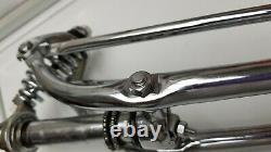 Vtg Schwinn 1964 / 65 Large Tube Early Stingray Super Deluxe 20 Springer Fork