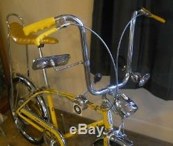 WOW! Vintage 1971 Schwinn fastback 5 speed very nice