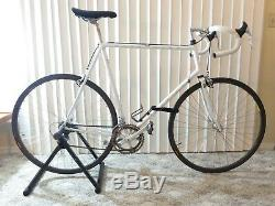 Waterford Paramount (Schwinn) PDG, steel frame, vintage, columbus
